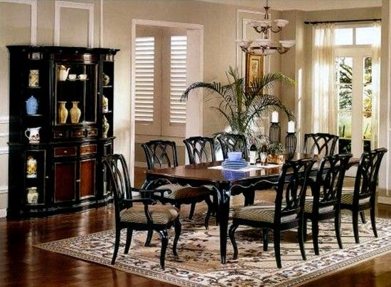Colonial Dining Room Furniture: 9 Best Images About Colonial Interior Design On Pinterest