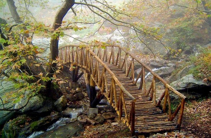 Αν υπάρχει Παράδεισος στη Γη, τότε βρίσκεται σίγουρα στο «Πήλιο της Μακεδονίας»