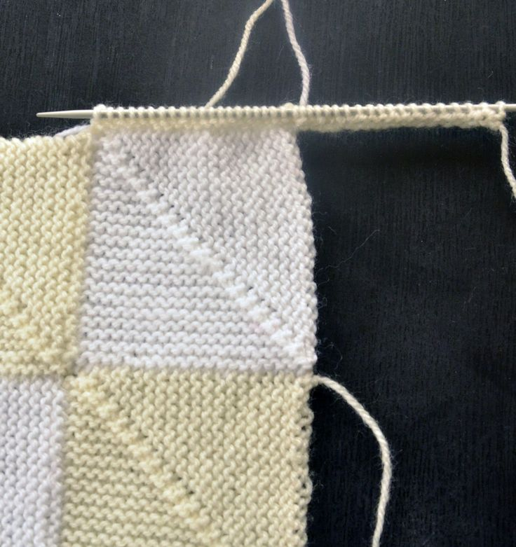 """18"""" x 24"""" Skills required - K nit, P earl, knit 3 together ( K3 tog ), pick up and knit, 2 needle cast on. All are easy enoug..."""