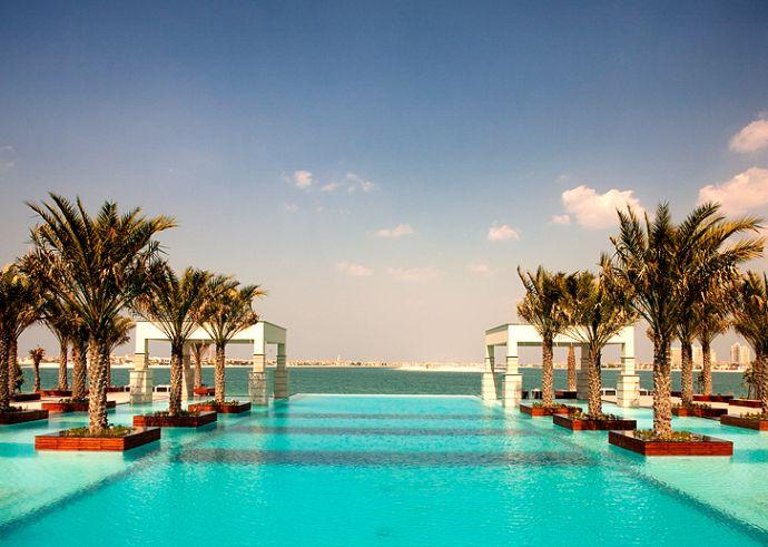 Hotel Review: Jumeirah Zabeel Saray Dubai