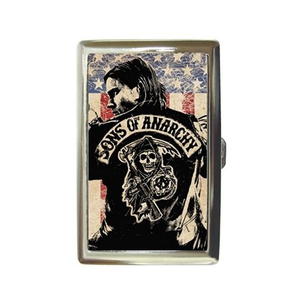 177 best sons of anarchy merchandise images on pinterest sons of sons of anarchy items sons of anarchy cigarette money case fandeluxe Image collections