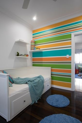 The home is child friendly, with multiple rooms specifically for children