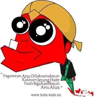 Kata Mutiara Bahasa Sunda