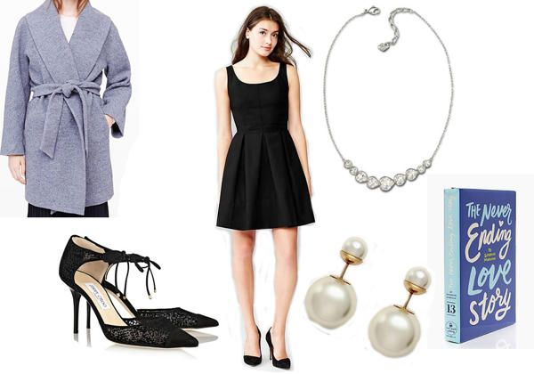 How to wear your little black dress to every holiday event