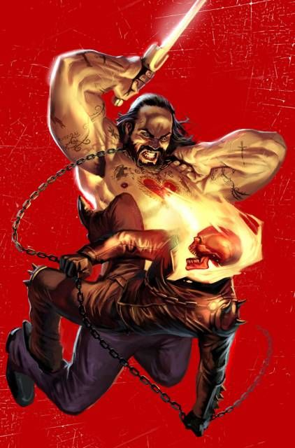 Marvel: Unknown characters Deacon |