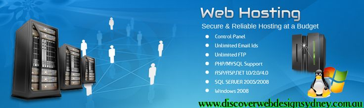 Professional web design company from Sydney Gives To Agency Secure & Cheap web hosting services in Sydney,NSW Australia. It is providing trusted and reasonable web hosting services. Different types of fee packages that are very affordable are provided by us. For Web Hosting Contact Us : http://www.discoverwebdesignsydney.com.au/business-web-hosting-sydney.php