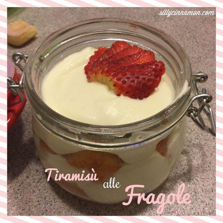 Tiramisù alle Fragole, ricetta speciale per un giorno speciale!!