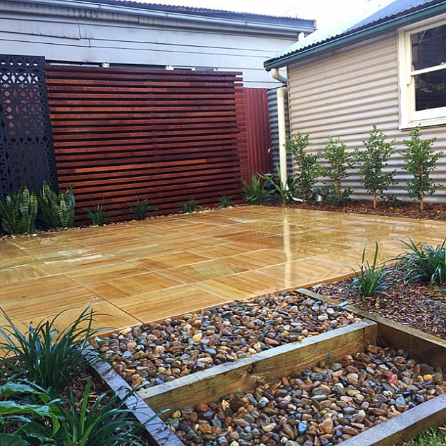 Our Tempe project now complete. Swipe right to see some before and afters. Designed and constructed by @fcglandscaping. Excavations from the super speedy @damearthmoving and sandstone paving from the masonry experts @addonlandscaping  and plants from @alpine_nurseries   #fcglandscaping #fcg #landscaper #landscape #landscaping #landscapingsydney #landscapephotography #sydney #beforeandafter #screening #timber #merbau #turf #buffalo