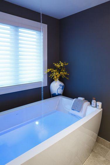 Astro 39 s contemporary master bathroom design in ottawa with for Bathroom designs ottawa