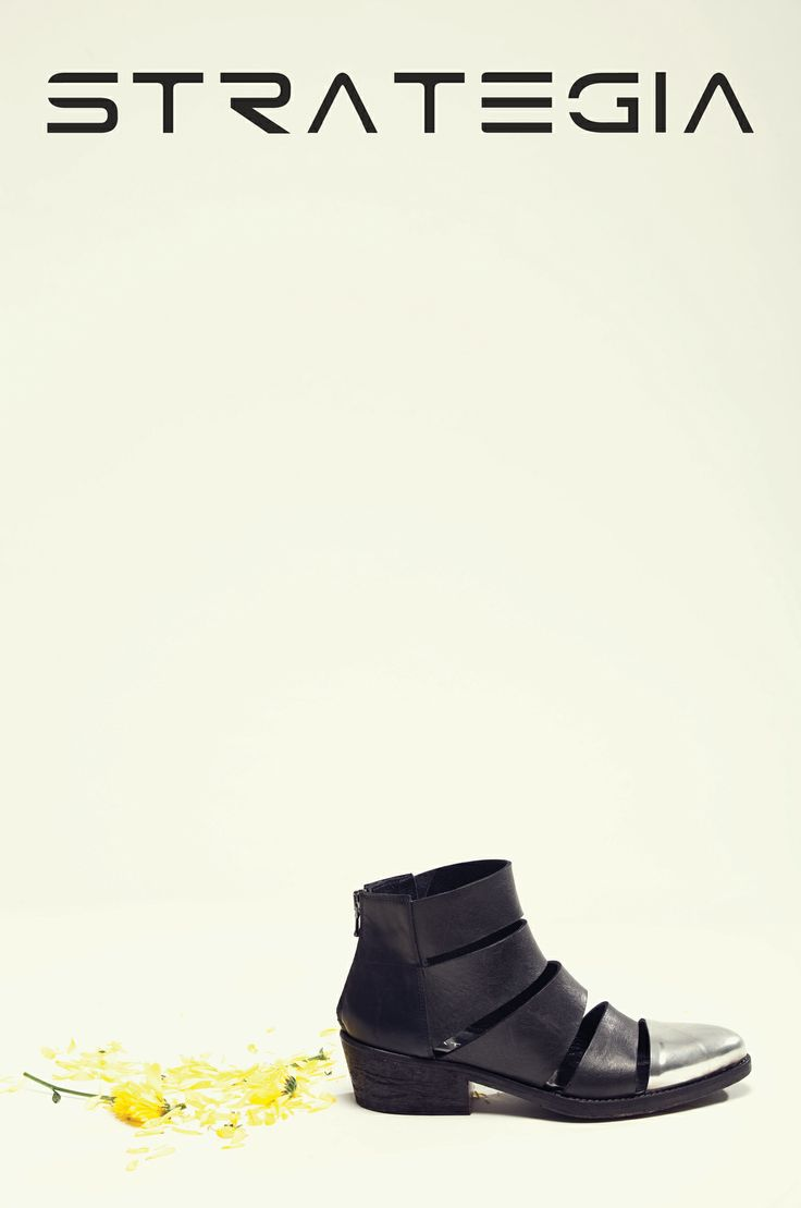 Strategia #SS2014 #fashionshoes #ankleboot #sandal #shoes #leather #madeinitaly www.strategiajfk.it