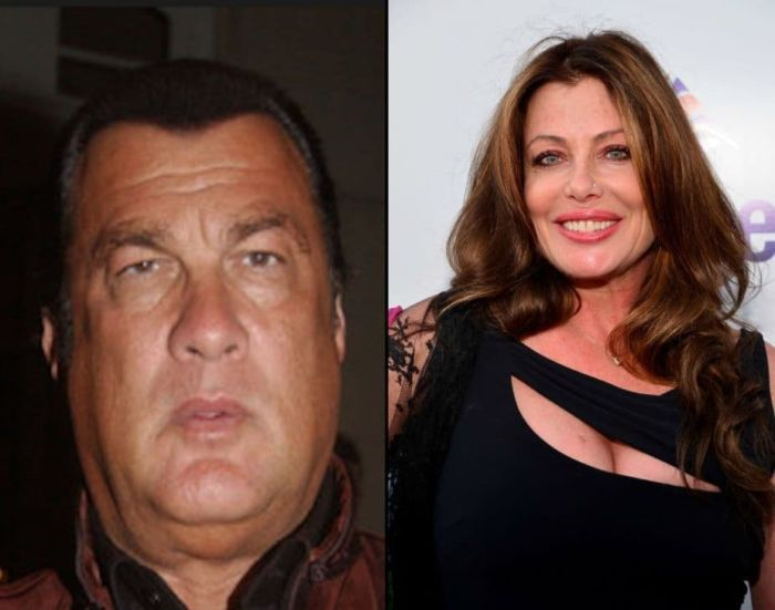 Who aged better: Steven or his ex wife Kelly LeBrock?