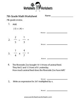 Worksheets 7th Grade Printable Worksheets 112 best ideas about seventh grade printables on pinterest 7th math worksheets free printable for teachers and kids