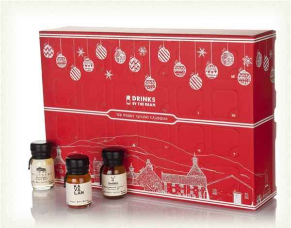 Whisky Advent Calendar - Red (2017 Edition)