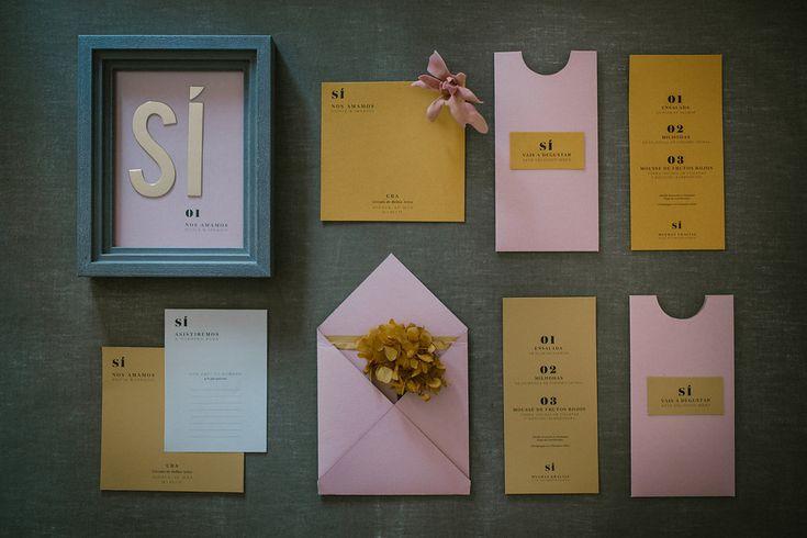 La tercera colección de Loveratory, esencia de la firma. Poesía, amor por el papel, sencillez y diseño. #invitacionesdeboda #papeleriadebodas #weddingstationery #stationery2018 #bodas #bodas2018 #invitacionesdeboda