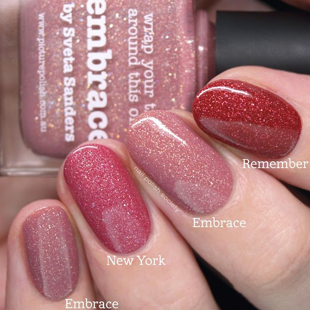 piCture pOlish Spring 2018 Shades Swatches and Comparisons >> Nail Polish Societ…