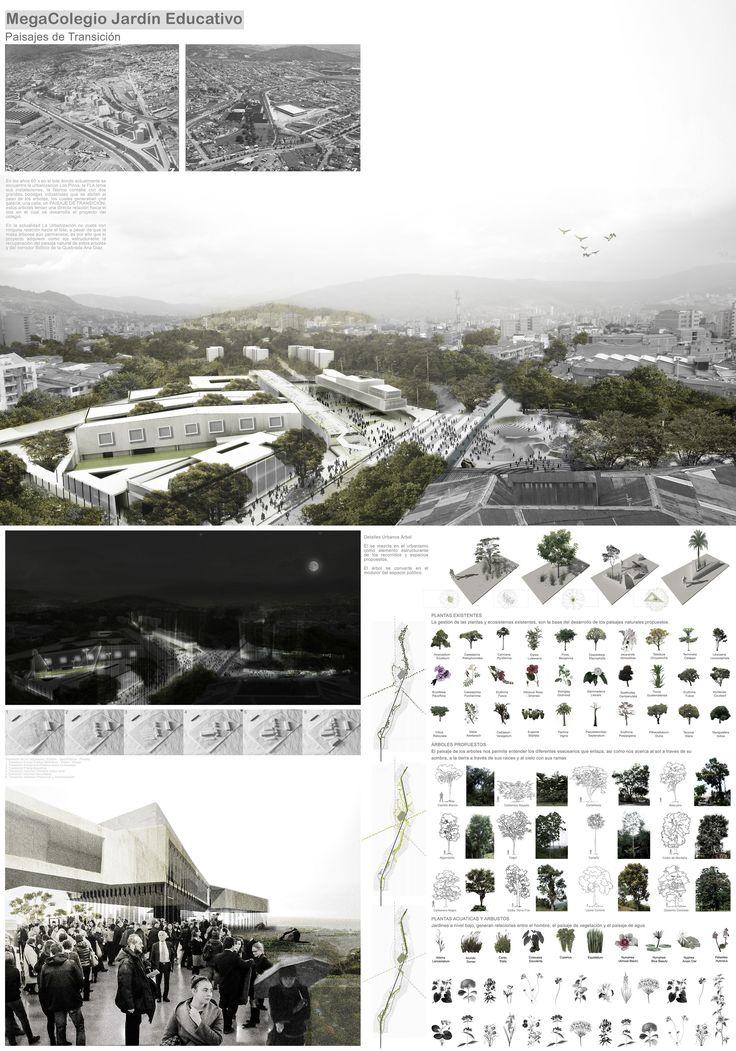 Galería de MegaColegio Jardín Educativo Ana Díaz, equipamiento educacional a escala urbana en Medellín - 35