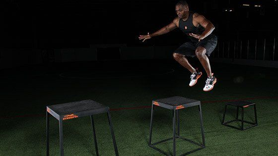 FitnessSanctum.com CrossFit-style Plyo Boxes from Stroops Performance -- 12inches to 42 inches---$145-$230-- (fitnessssanctum.com...)