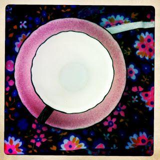 pink china and pinny love