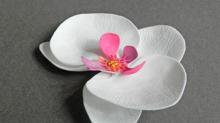 How To Make Pretty Foam Paper Orchids - DIY Crafts Tutorial - Guidecentral