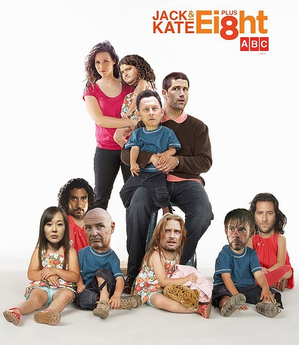 "LOL. ""Jack & Kate + 8."" #LOST"