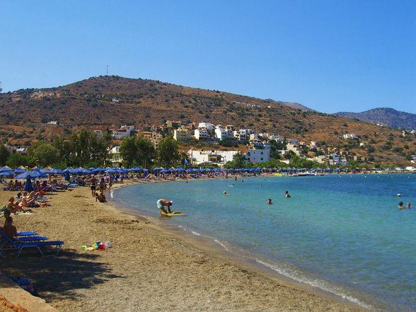Schisma #beach near #Elounda,Agios Nikolaos  Photo by wondergreece.gr