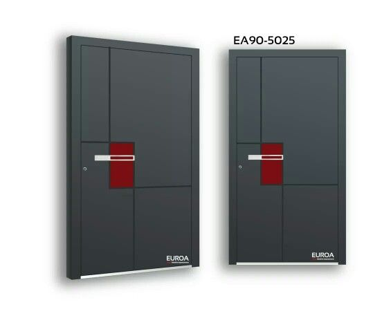 EUROA doors - new model
