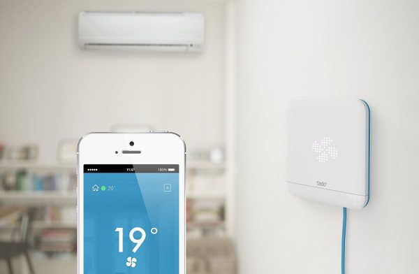 Tado° Cooling : la climatisation connectée compatible avec HomeKit | Connected-Objects.fr