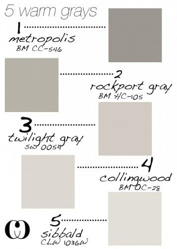 C.B.I.D. HOME DECOR and DESIGN: Great brown based grays!
