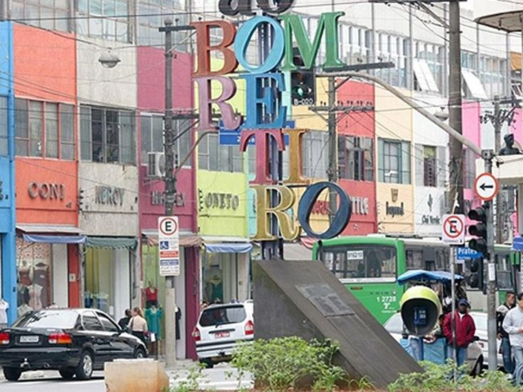 O Andando por SP foi conhecer mais uma região comercial de São Paulo, o bairro do Bom Retiro.