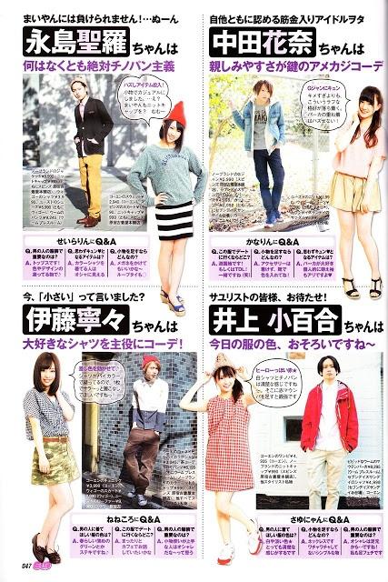 Pin by Yankee Sophyd on Magazine ~ Mac 2013 ~ JKT48 & 乃木坂46 (nogizaka…
