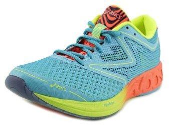 Asics Noosa Ff Women Round Toe Synthetic Blue Running Shoe.