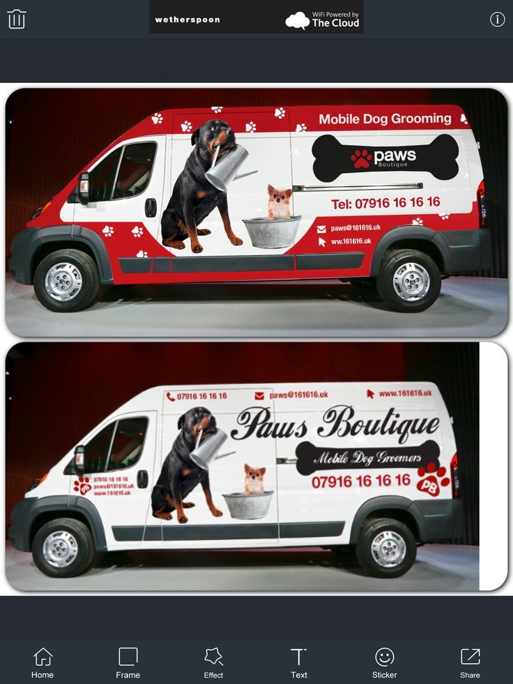 Mobile Dog Grooming (With images) | Mobile pet grooming, Dog ...