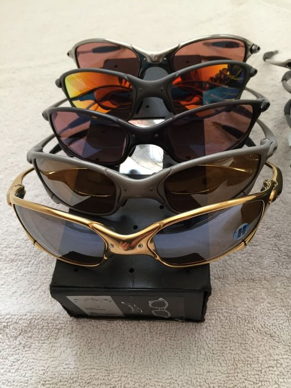 Can you ever have too many Oakley Juliets? - http://www.OakleyForum.com