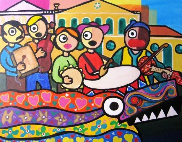 arte da ilha: CANTORIA DO BOI-DE-MAMÃO