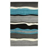 Found it at Wayfair Australia - Stunning Thick Wave Grey Carved Rug