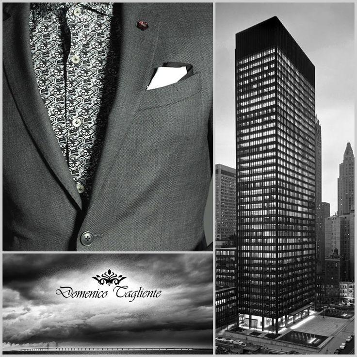 Nuance per eccellenza della città, il #grigio è stato definito come il nuovo #camouflage urbano, esprimendo a pieno tutte le sfumature delle grandi metropoli. Un colore senza tempo che da sempre fa parte del guardaroba maschile. Riusciresti a farne a meno?  ---Domenico Tagliente Autumn/Winter 15-16---  #grigio #grey #colour #italianstyle #urbancolour #collection #moda #modauomo #menswear #look #style #fashion #details