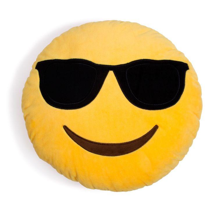 Cool Emoji Pillow