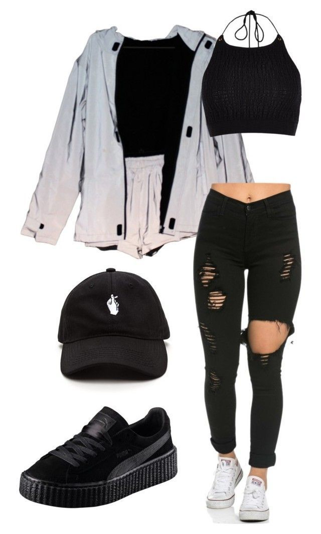 Tumblr girls swag outfits