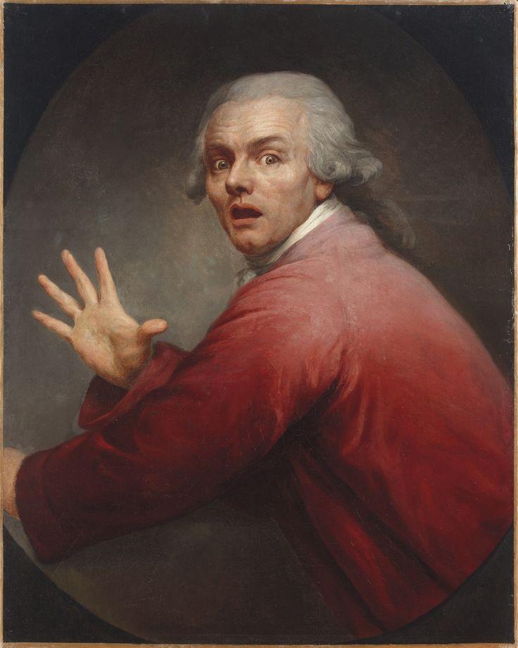 Joseph Ducreux (Nancy,1735- Paris 1802 ).  67