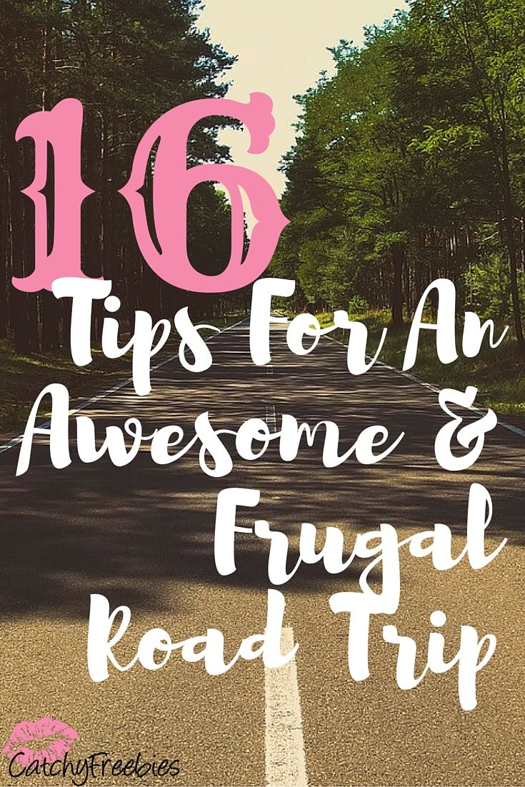 Interactive Map Usa Road Trip%0A    Tips For An Awesome  u     Frugal Road Trip
