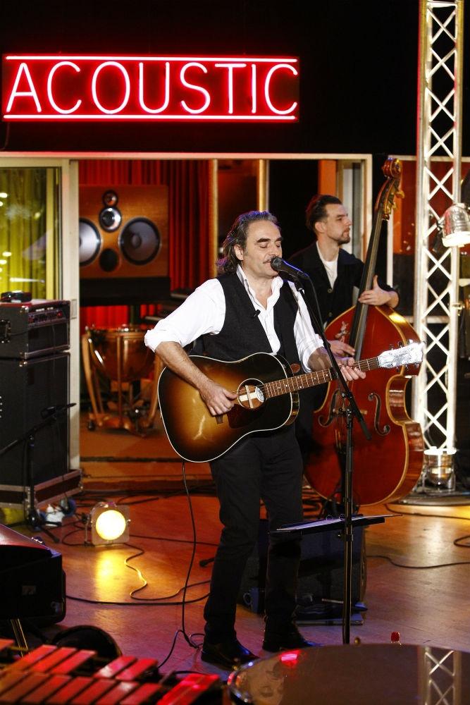 Enregistrement d'une émission sur TV5Monde