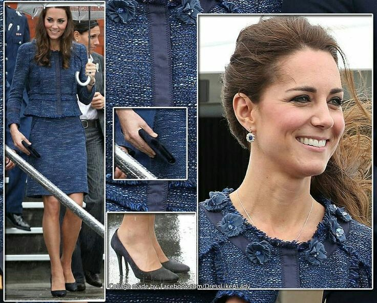 Day 10 of William & Catherine's 2014 New Zealand & Australia Tour