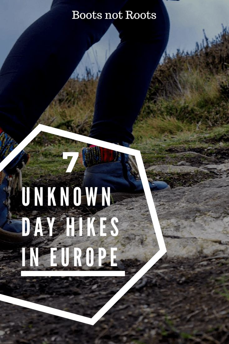 No matter if you're looking for an easy stroll or a strenuous mountain hike, Europe has all sorts of terrain to suit your fancy. Read on to learn more about 7 under-the-radar hikes in Europe!
