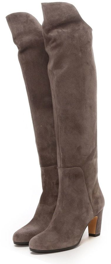 Fabio Rusconi ニーハイブーツknee-high boots on ShopStyle
