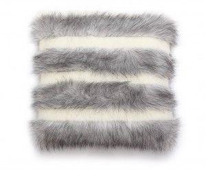 Living Concept Poduszka dekoracyjna z futra Lemur 40x40 cm