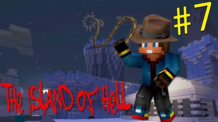 Minecraft CTM Ita The Island of Hell 07 Addio isola di ghiaccio  Siamo messi all'angolo, circondati da mob e con poche risorse a nostra disposizione. Il blocco è in cima alla torre di ghiaccio. Dobbiamo prenderlo a tutti i costi.   https://youtu.be/YBdXqo5j5wU
