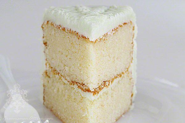 The Perfect White Cake Recipe | http://www.groomsmenattire.net/the-perfect-white-cake-recipe/