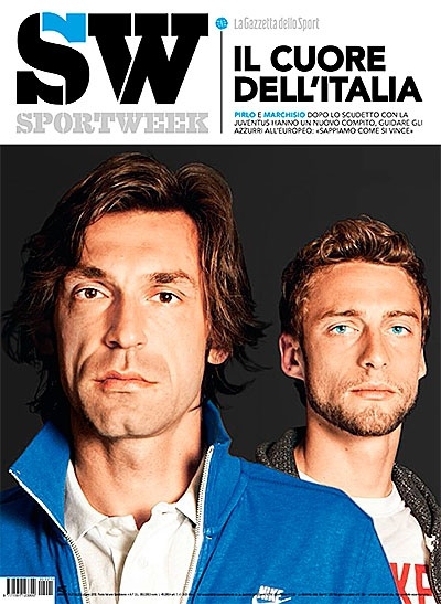Pirlo and Marchisio