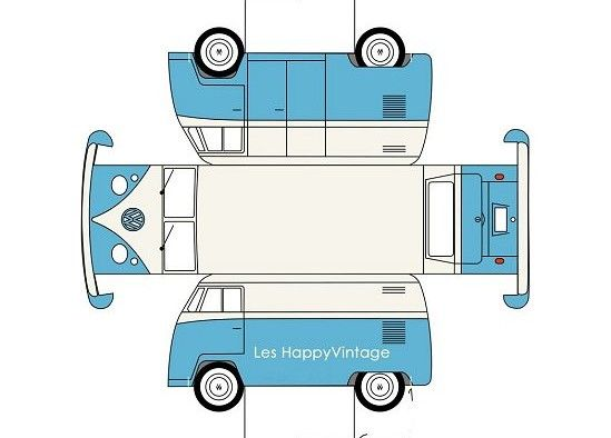 780 best Crafts - Paper images on Pinterest Paper toys, Paper - printable car template