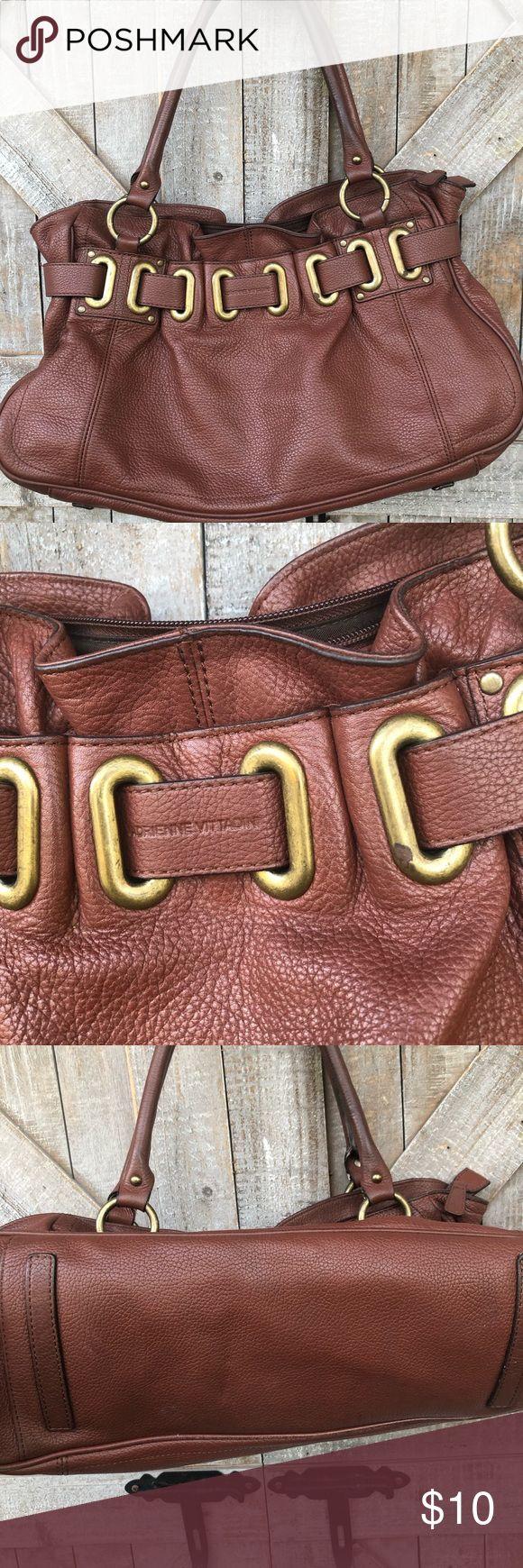 adrienne vittadini brown purse   Brown purses, Purses, Adrienne ...